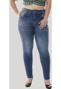 be025b7d4 R$ 129,99. CEA Calça Jeans Feminina Sawary Cigarrete ...