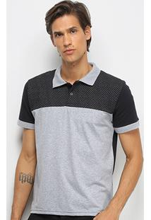 Camisa Polo Burn Clock Masculina - Masculino