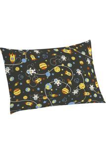 Fronha Avulsa Astronauta 1 Peça - Lepper Kids - Lepper
