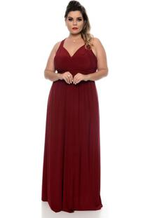 Vestido Lady Rubi Plus Size