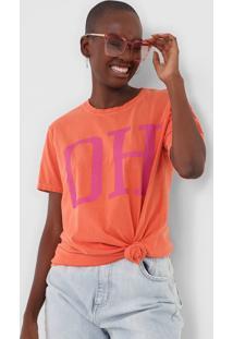 Camiseta Oh, Boy! Oh Laranja - Kanui