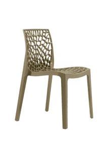 Cadeira Byartdesign Gruvyer Nude