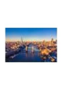 Painel Adesivo De Parede - Londres - Cidade - 1068Pnp