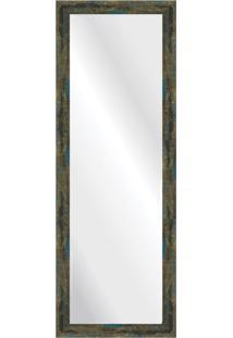 Espelho Demolição Azul 38X108Cm