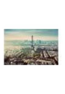 Painel Adesivo De Parede - Torre Eiffel - Paris - 658Pnm