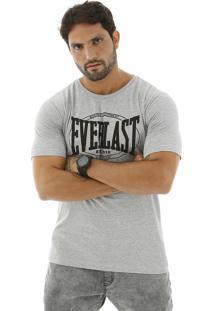 Camiseta Everlast Estampada Frente