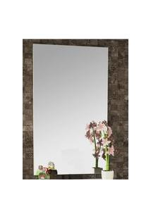 Espelheira P/ Banheiro Pietra Branca Bosi