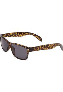 Óculos Ray Flector Vtg588 Caramelo/Preto - Tricae