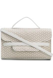 Zanellato Nina Superbaby Crossbody Bag - Branco