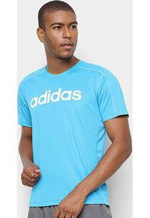 Camiseta Adidas D2M Masculina - Masculino