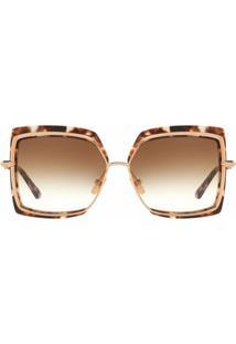 Dita Eyewear Óculos De Sol Narcissus - Marrom