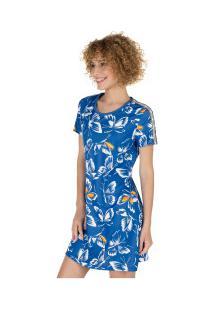 Vestido Adidas Farm - Adulto - Azul