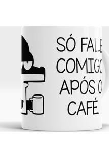 Caneca Após O Café