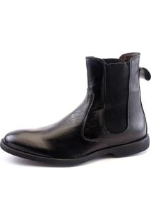 Bota The Box Project Masculina - Masculino-Preto