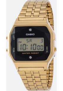 Relógio Feminino Casio A159Wged 1Df Digital