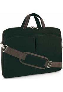 Bolsa Multilaser Para Notebook 15 All Day - Unissex-Preto