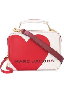 Marc Jacobs Bolsa The Box 20 - Vermelho
