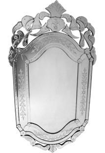 Espelho Veneziano Bisotado Decorativo Sala Quarto Als 40