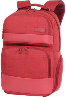 Mochila 930 Laptop- Vermelha- 47,1X32X22,7Cm- Sasamsonite