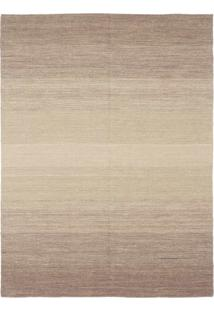 Kilim Fields Degrade Taupe