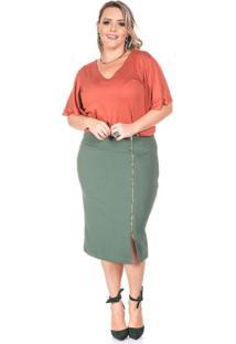 317576613 Saia E Mini Saia Plus Size Tamanho Grande feminina | Shoelover