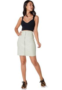 ac359ef083 Saia E Mini Saia Lapis Plus Size feminina