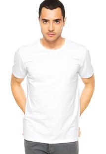 Camiseta Forum Logo Branca