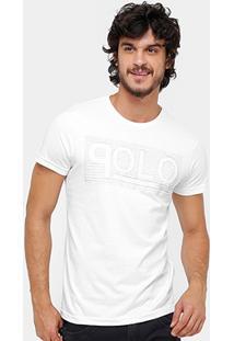 Camiseta Rg 518 Polo Print Masculina - Masculino