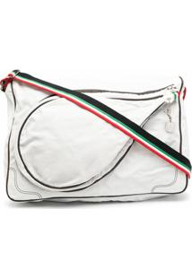Dolce & Gabbana Racket Shoulder Bag - Branco