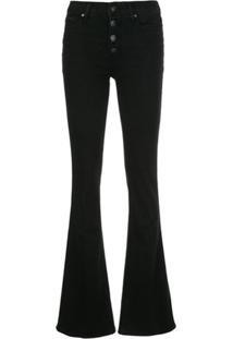 Paige Calça Jeans Lou Lou - Preto
