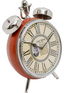 Relógio De Mesa Lord