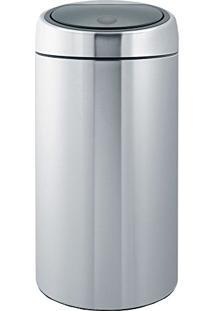 Brabantia 4081300189, Lixeira Touch Bin 75Cmx37Cm 45L, Preto