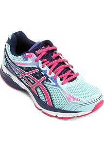 Tênis Asics Gel Equation 9 Feminino - Feminino-Azul+Pink
