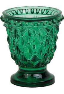 Luminária Le Lis Blanc Casa Bizantino Verde (Green, Un)