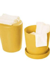 Cachepot Basic Amarelo - Tramontina