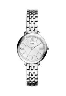 Relógio Fossil Feminino Jacqueline Mini Prata Es3797/1Kn Es3797/1Kn
