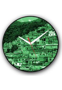 Relógio De Parede Colours Creative Photo Decor Decorativo, Criativo E Diferente - Rocinha No Rio De Janeiro