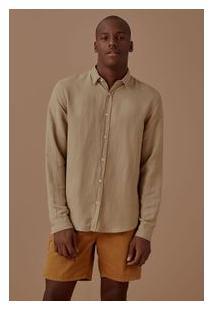 Camisa Ml Linho American