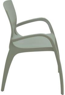Cadeira Clarice Cinza