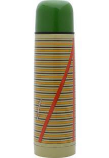 Garrafa Térmica Aço Inox Chaves Shirt 500Ml - Urban - Colorido
