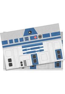 Jogo Americano Robo R2D2 Star Wars - 2 Pecas