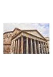 Painel Adesivo De Parede - Roma - Itália - Pantheon - 1691Pnp