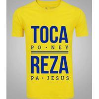 Camiseta Zé Carretilha Brasil Toca Masculina - Masculino 2743d907fa7b0