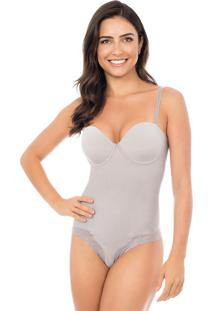 Body Modelador Silk Shades 60420 Plié