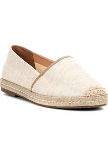 Sapatilha Shoestock Espadrille Corda Feminina - Feminino-Off White