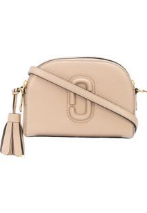 Marc Jacobs Shutter Cross Body Bag - Rosa