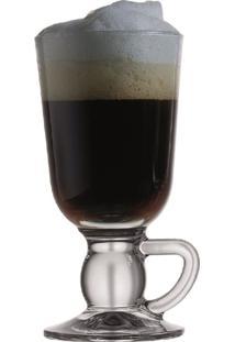 Conjunto De 2 Canecas Para Café Capuccino Ou Sobremesa Pasabahce