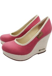Sandália Barth Shoes Land Bordô