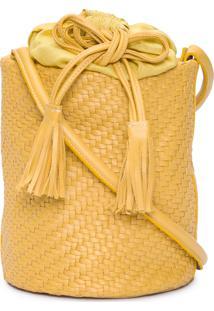 Bolsa Feminina Tressê - Amarelo
