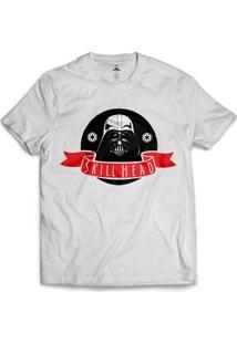 Camiseta Skill Head Vader - Masculino